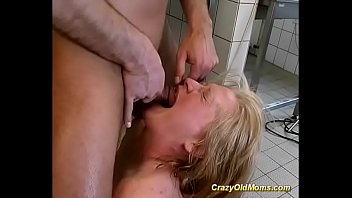 brutal sex lesson for horny mom