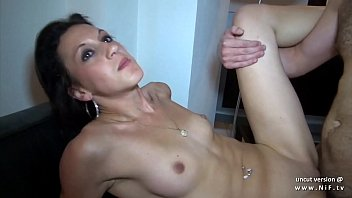 Skinny nude wives - Anal casting couch of a skinny amateur french arab beurette getting screwed up
