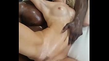Super Interracial sex