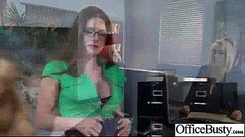 (veronica vain) Busty Girl Enjoy Hard Sex In Office mov-29