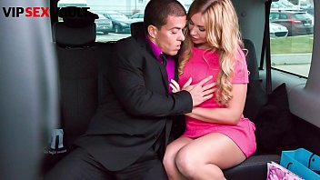 FUCKED IN TRAFFIC - #Lindsey Olsen - Sexy Russian Rich Babe Has A Think For Her Dirver