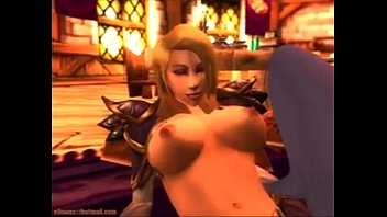 Draenei hentai lu World of warcraft: jaina lesbian fuck