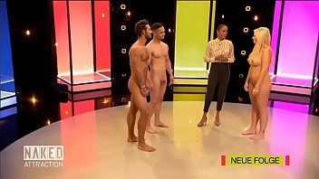 Naked dating show