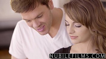 Sex on top man Romantic sex for kimmy granger ends with facial