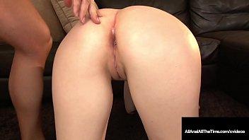 Mega Hot 18 yo Miranda Miller Butt Fucked & Anal Creampied ! thumbnail