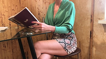 Fucked Hot Teacher With Big Tits and Passed Exam – Russian Amateur Video with Conversation
