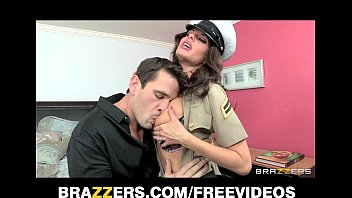 Dominant busty COP Veronica Avluv is into rough-sex