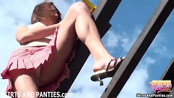 I am just a simple country girl who loves flashing her panties