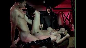 Fetish - Girl get a fuck inside of a cellar