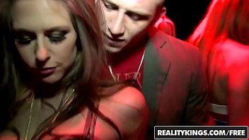 In the VIP - (Rachel Roxxx, Lizz Tayler, Bill Bailey) - On Fire - Reality Kings thumbnail