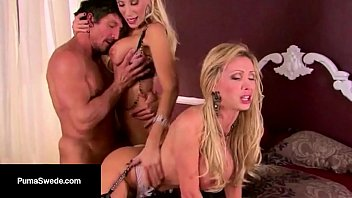 Mature fitrst time anal - Cum swappin duo puma swede nikki benz get fucked together