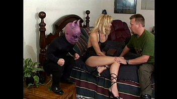 Hot Blonde Fucked By A Gargoyle