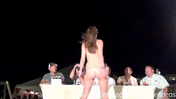 Sable vs. jacqualine bikini contest Make your bikini at home contest fantasy fest this year