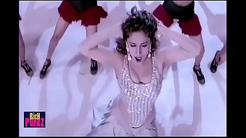 Madhuri Dixit Boobs  showing and Boobs Bouncing