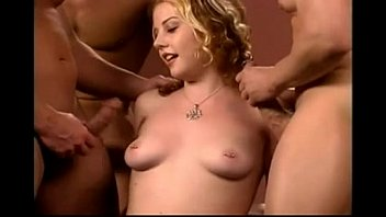Poppens gangbang 5 swinging dicks cream pie redhead cherry - biguz.net