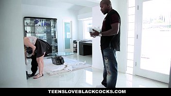 TeensLoveBlackCocks - Big Ass Teen Fucked By Monster Cock