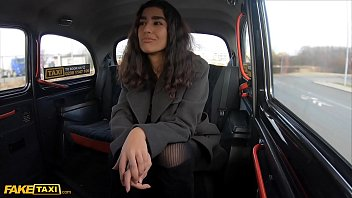 Female pov sex Fake taxi asian babe gets her tights ripped and pussy fucked by italian cabbie