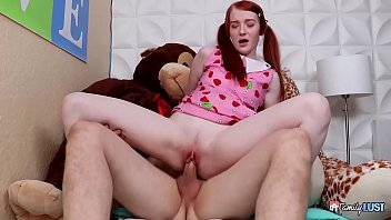 Little GINGER STEP-SIS in BRACES - She Got Penetrated pornhub video