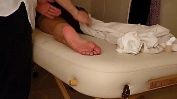 Japanese aroma oil massage 2