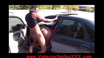 Car of pussy Vanessa smiles bubble butt ebony cumming at king of diamonds