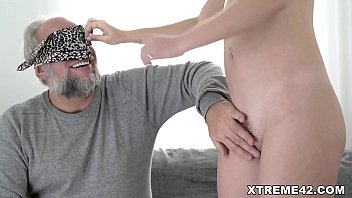Naked old - Sasha sparrow loves sugardaddys cock