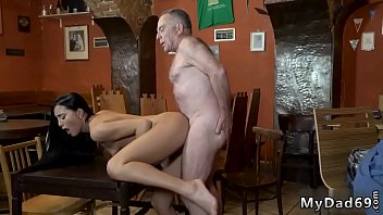Young blonde old guy Can you trust your gf leaving her alone with
