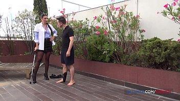Ania Kinski naughty physical therapist thumbnail