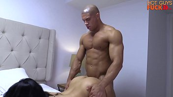 6782 Superstar Bodybuilder Destroys His Roomates Asian Girl preview