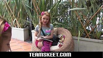 Oyeloca Blonde latina teen Tatiana Garcia first time hardcore sex