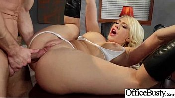 Hardcore Bang In Office With Big Tits Sexy Girl (kagney linn karter) mov-24