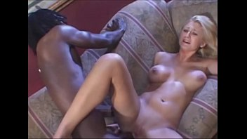 Hot Babe rides an very huge black cock very deep blowjob