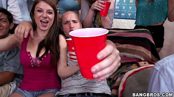 Porn-Stars Raid The Dorm Full Of College Boys!