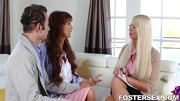 Foster Daughter Private Therapy Sessions Megan Holly, Syren De Mer