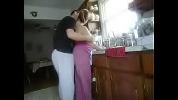 Sex in the kitchen--sexygirlslivebycam.com