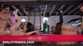 RK Prime - (Stephanie West, Lenna Lux, Van Wylde 1) - Smoke Showdown - Reality Kings