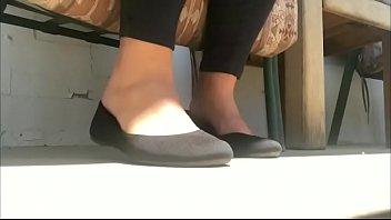 Foot Shaking