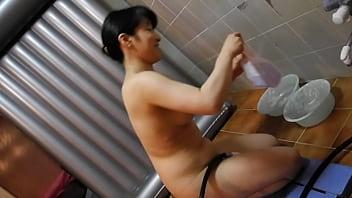 Soap down penis - Soap girl6.mov