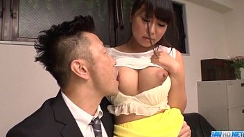 Yu-gi-oh milf Ravishing fuck at the office along yu shinohara