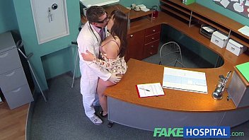 FakeHospital Doctors meat injection eases curvy patients back pain thumbnail