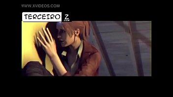 Xxx realistic cartoons Resident evil xxx
