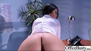 (Cindy Starfall) Busty Office Girl In Hard Style Sex Action clip-08