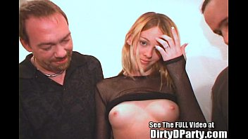 Dirty D Throws Teen Ashley A Debaucherous Slumber Party pornhub video