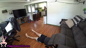 Making My Stuck Brother Creampie Me 7 Min