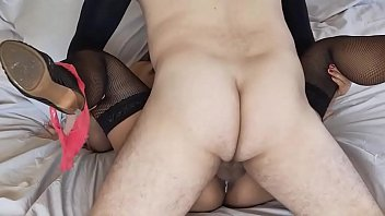 My Asian slut wife playing with pussy, fucking, and taking a cum load on her pussy