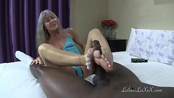 Blue Toes Foot Job TRAILER