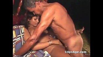 White woman indian man sex - V-8