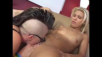 Lesbian-Tattoo-Iro-licking-Big&small Boobs