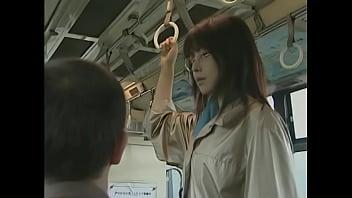 หนังโป๊ญี่ปุ่นขอบอกเลยว่าเสียวจริงๆบนรถเมล์เงี่ยน