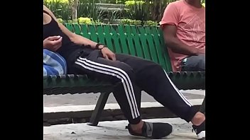 Gay caught in public Chacal vergon en el parque por saulbigdick20