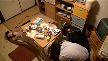 Jav azumi sleep after drinking thumbnail